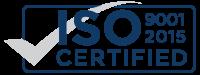 ISO 9001:2015 ZERTIFIZIERUNGEN