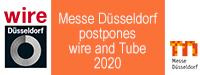 Messe Düsseldorf postpones Wire and Tube events